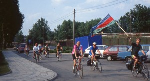 1992, Ankunft in Dzierzoniow
